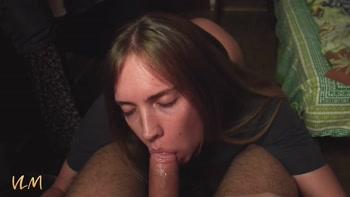 Порно - Специальный Минет, И Любительская Дрочка
